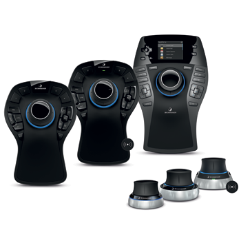 3DConnexion Product Family