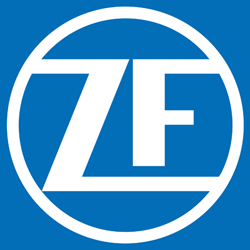 ZF Wind Power Logo