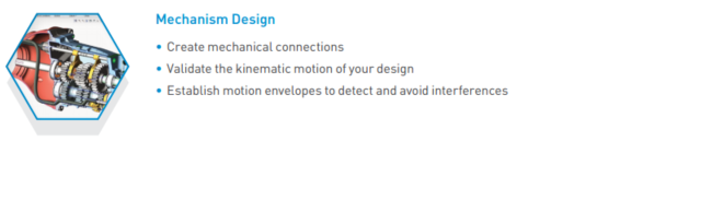PTC Creo Essentials Mechanism Design