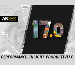 ANSYS release 17 slider image