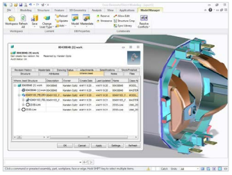 PTC Creo Essentials Direct Model Manager