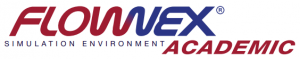 Flownex Simulation Environment Academic Logo