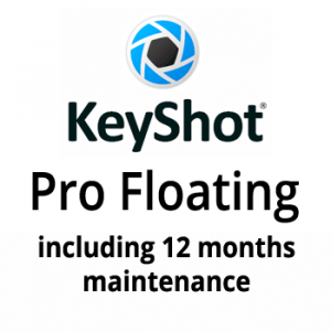 Buy KeyShot Pro Floating with annual maintenance from LEAP Australia
