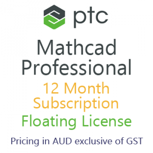 Buy Mathcad Professional (subscription floating license) from LEAP Australia