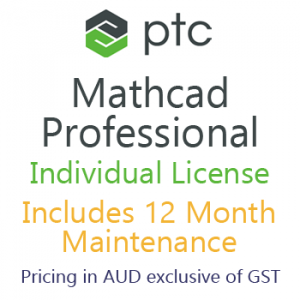 Buy Mathcad Professional (individual license) from LEAP Australia