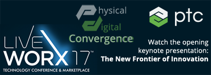 LiveWorx 17 Keynote Presentation at LEAP Australia