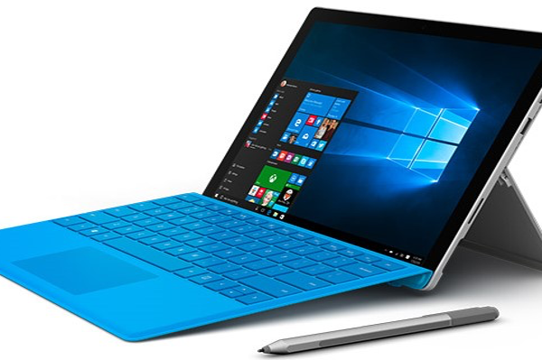 Microsoft Surface designed in Creo at LEAP Australia