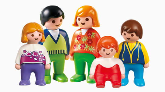 PLAYMOBIL designed in Creo