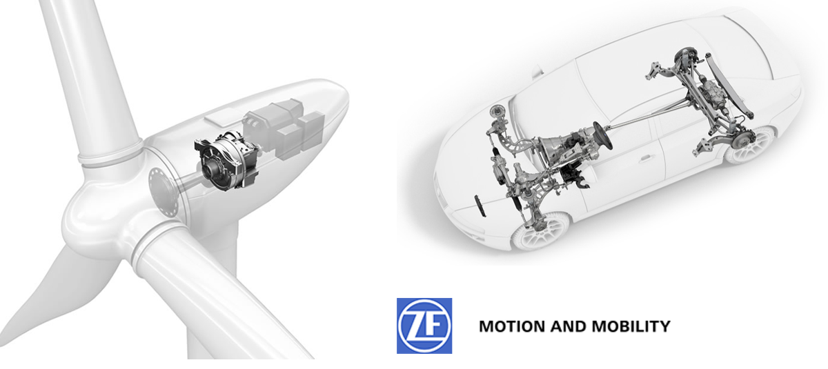 ZF uses PTC Mathcad and Creo to accelerate their design process