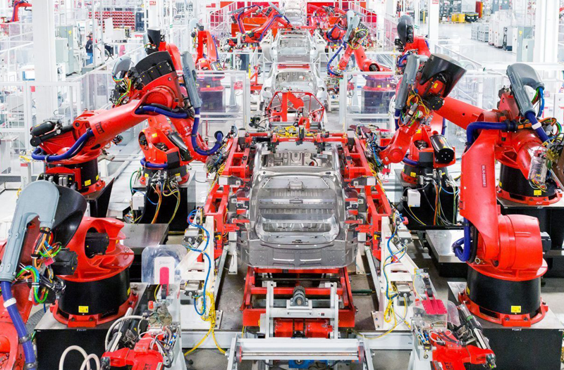 Industry 4.0 at LEAP Australia